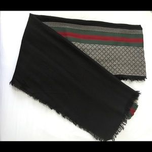 Gucci Authentic Long Scarf